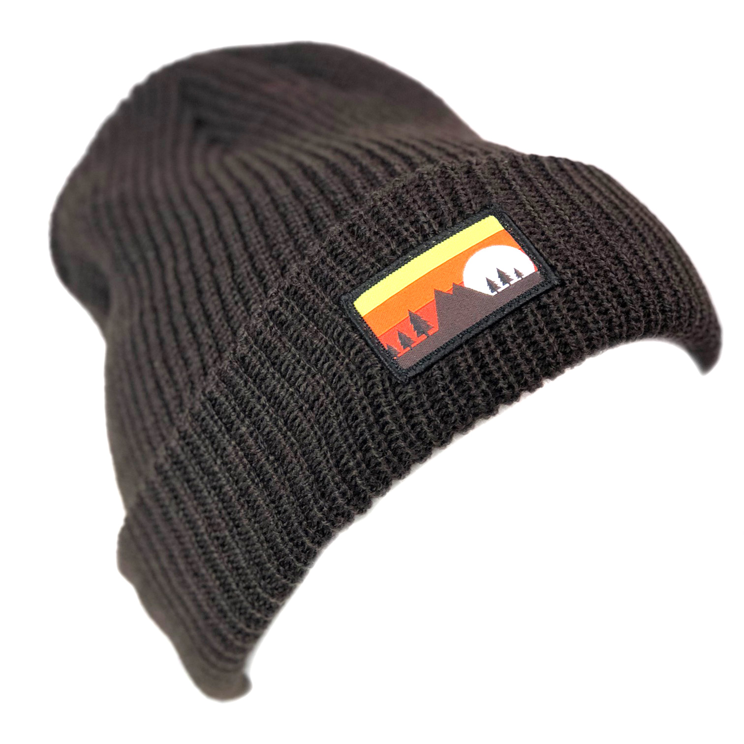 2019_02.05_Beanies_ReflectionScapeRibbed_Brown_Front