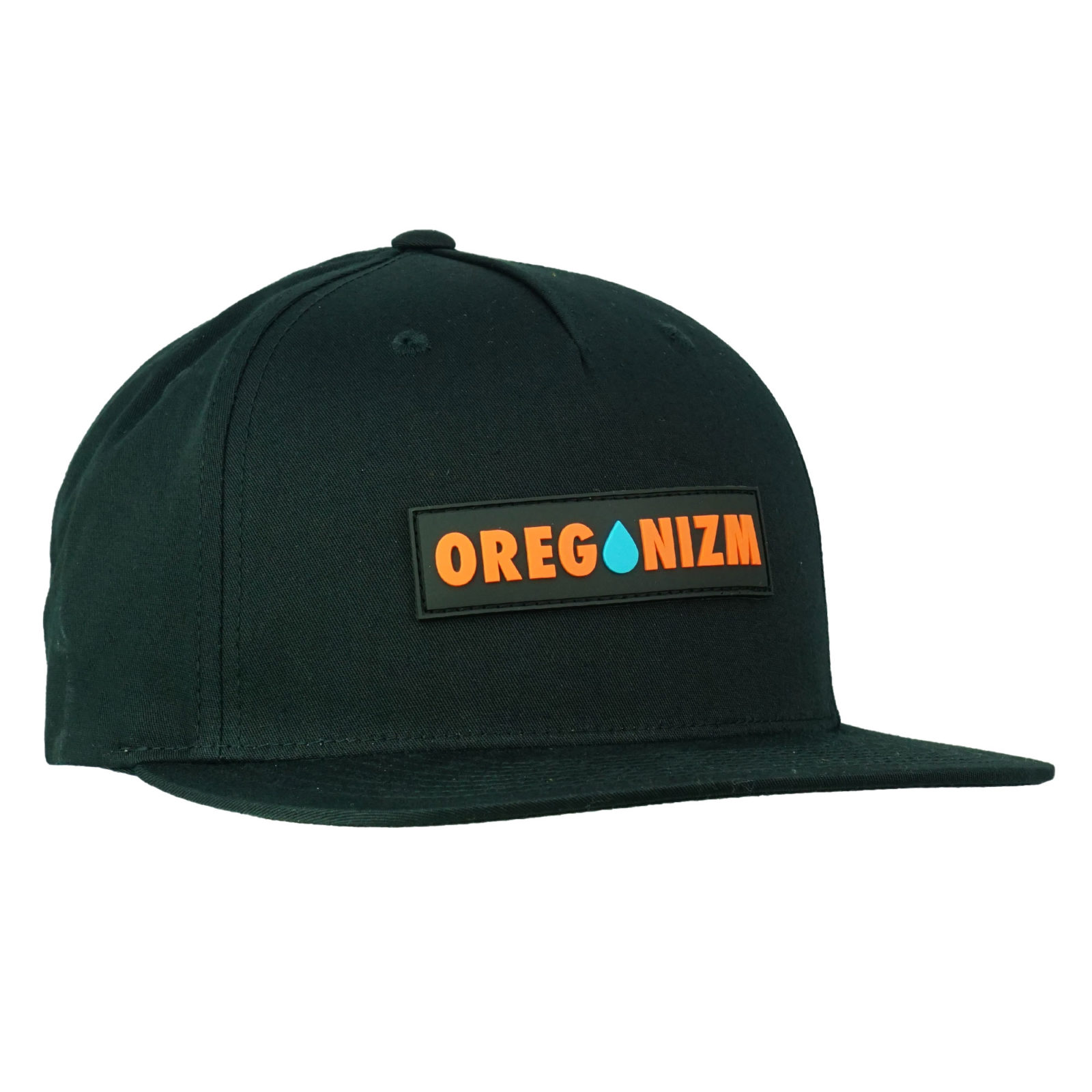 IZM_HunterOrange_Hat_Black