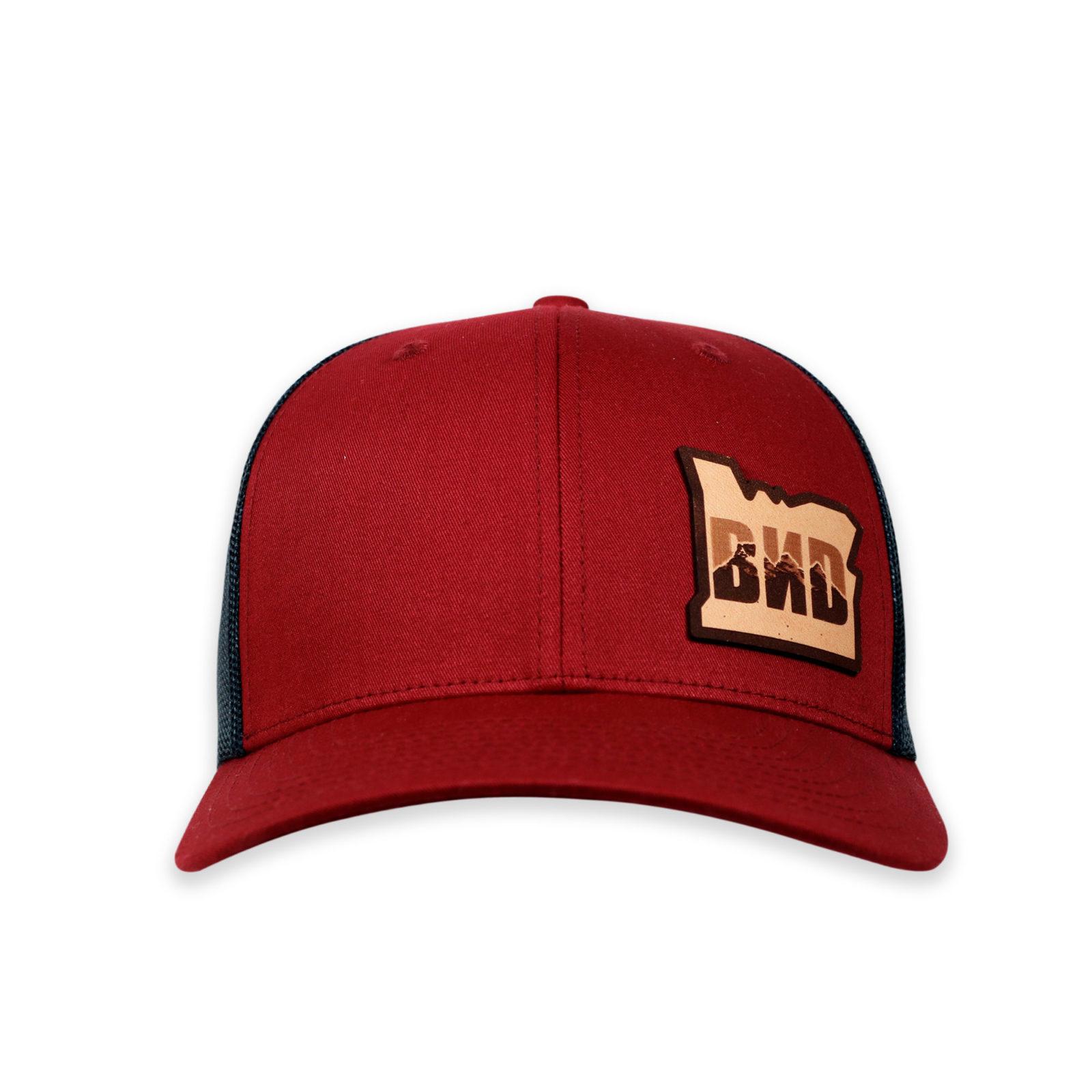 Hat_BND_Maroon